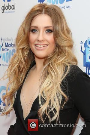 Ella Henderson - Global's Make Some Noise Night held at Supernova - Arrivals at Supernova - London, United Kingdom -...