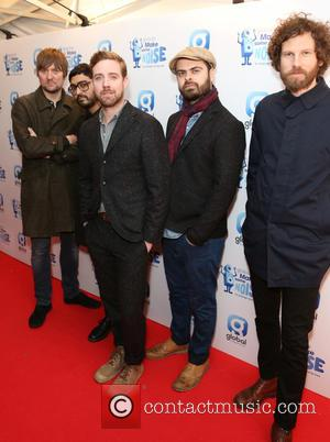 Kaiser Chiefs - Global's Make Some Noise Night held at Supernova - Arrivals at Supernova - London, United Kingdom -...