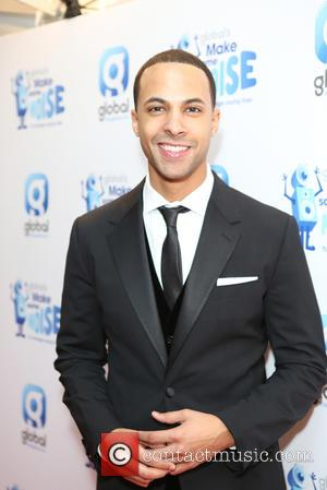 Marvin Humes - Global's Make Some Noise Night held at Supernova - Arrivals at Supernova - London, United Kingdom -...
