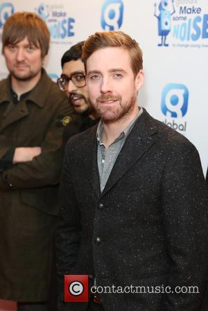 Ricky Wilson - Global's Make Some Noise Night held at Supernova - Arrivals at Supernova - London, United Kingdom -...