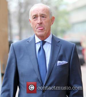 Len Goodman - Len Goodman outside ITV Studios - London, United Kingdom - Thursday 20th November 2014