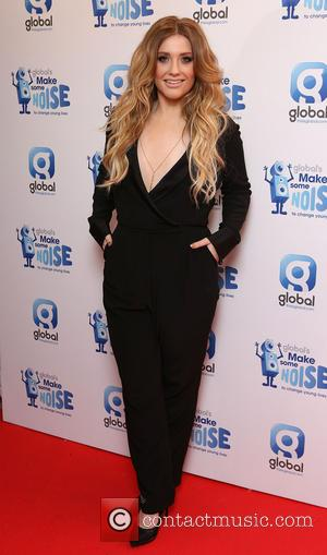 Ella Henderson - Shots of a variety of celebrities as they arrive at Global's 'Make Some Noise Night' a night...