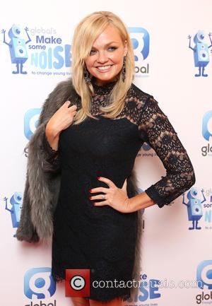 Emma Bunton - Shots of a variety of celebrities as they arrive at Global's 'Make Some Noise Night' a night...