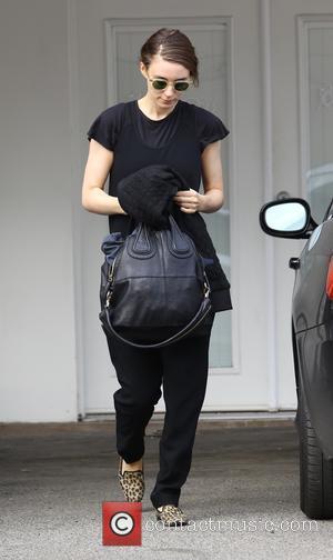 Rooney Mara - Rooney Mara leaving a ballet class - Santa Monica, California, United States - Thursday 20th November 2014
