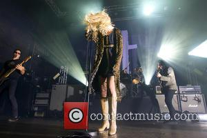 The Pretty Reckless, Taylor Momsen, Ben Phillips, Mark Damon and Jamie Perkins