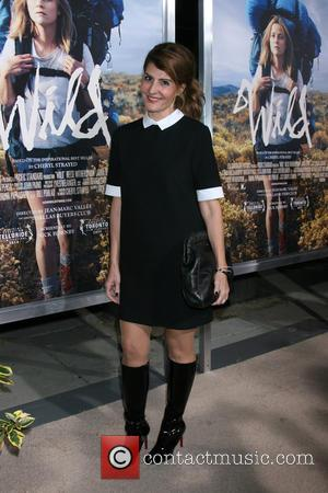 Nia Vardalos - Photographs of a variety of stars as they arrived for the Premiere of the biographical drama 'Wild'...