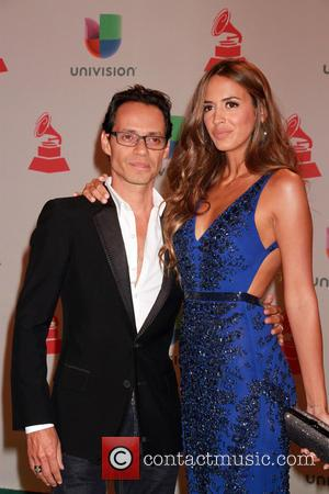 Marc Anthony and Shannon De Lima - A host of celebrities were snapped as they attended the 2014 Latin Grammy...