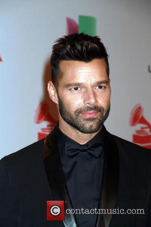 Ricky Martin - A host of celebrities were snapped as they attended the 2014 Latin Grammy Awards which were held...