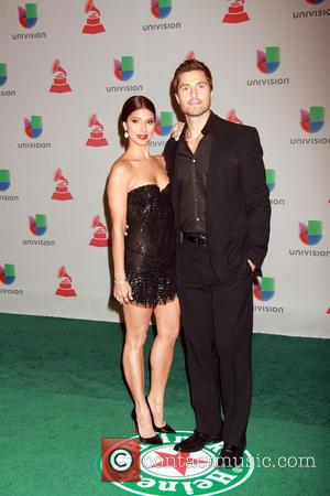 Roselyn Sanchez and Eric Winter - A host of celebrities were snapped as they attended the 2014 Latin Grammy Awards...