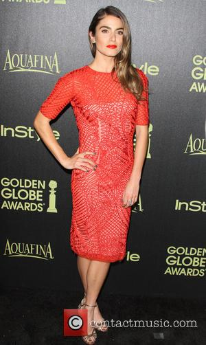 Nikki Reed - Photographs of a host of stars as they arrived for the Hollywood Foreign Press Association and InStyle...