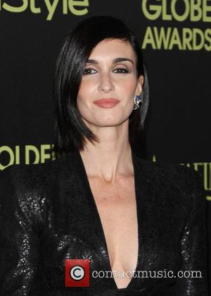 Paz Vega - Photographs of a host of stars as they arrived for the Hollywood Foreign Press Association and InStyle...