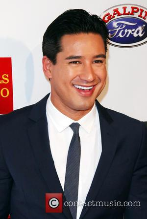Mario Lopez - 13th Annual LAPD Eagle & Badge Foundation Gala held at the Hyatt Regency Century Plaza - Arrivals...