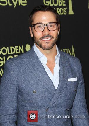 Jeremy Piven - Photographs of a host of stars as they arrived for the Hollywood Foreign Press Association and InStyle...