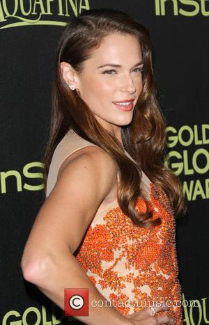 Amanda Righetti - The Hollywood Foreign Press Association and InStyle Celebrate the 2015 Golden Globe Award Season held at Fig...