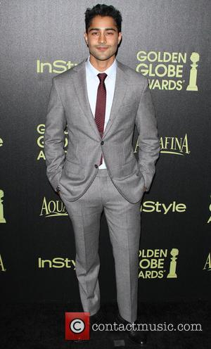 Manish Dayal - The Hollywood Foreign Press Association and InStyle Celebrate the 2015 Golden Globe Award Season held at Fig...