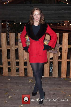 Tara Palmer-Tomkinson - Hyde Park Winter Wonderland - VIP launch