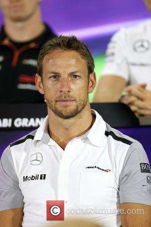 Jenson BUTTON - Photographs from the Media previews before the Abu Dhabi Formula One Grand Prix which is raced at...