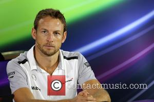 Formula One Star Jenson Button Marries