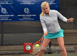 Chris Evert, Maeve Anne Quinlan and Tennis