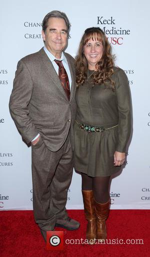 Beau Bridges and Wendy Bridges - USC Institute of Urology 'Changing Lives And Creating Cures' Gala at the Beverly Wilshire...