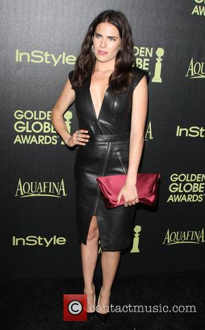 Karla Souza - Photographs of a host of stars as they arrived for the Hollywood Foreign Press Association and InStyle...