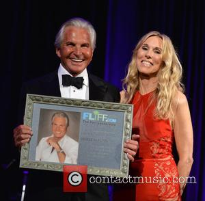 George Hamilton and Alana Stewart - Shots from the Fort Lauderdale International Film Festival Chairman's Awards Gala which was held...