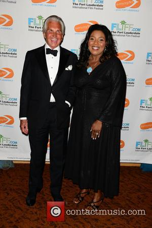 George Hamilton and Barbara Sharief - Shots from the Fort Lauderdale International Film Festival Chairman's Awards Gala which was held...