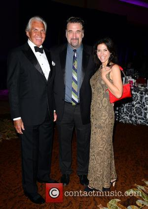 George Hamilton, Daniel Baldwin and Robin Hempel - Shots from the Fort Lauderdale International Film Festival Chairman's Awards Gala which...