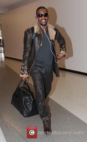 Bill Bellamy - Celebrities at LAX airport in Los Angeles - Hollywood, California, United States - Friday 21st November 2014