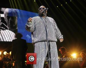 CeeLo Green - Night of the Proms Rotterdam 2014 - Rotterdam, Netherlands - Friday 21st November 2014