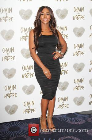 Alexandra Burke - Chain of Hope's 2014 Gala Ball at the Grosvenor House hotel - Arrivals at Grosvenor Hotel Park...