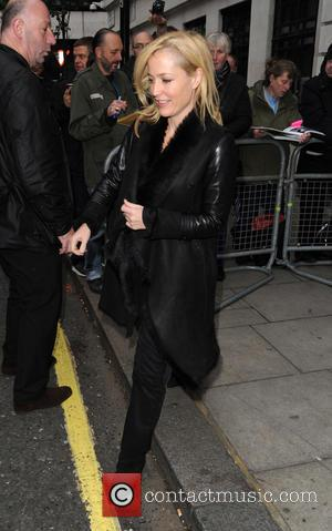 Gillian Anderson - Gillian Anderson at the BBC - London, United Kingdom - Friday 21st November 2014