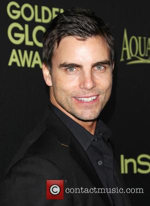 Colin Egglesfield - Photographs of a host of stars as they arrived for the Hollywood Foreign Press Association and InStyle...