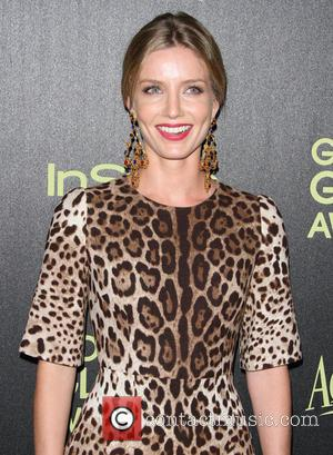 Annabelle Wallis - The Hollywood Foreign Press Association and InStyle Celebrate the 2015 Golden Globe Award Season held at Fig...