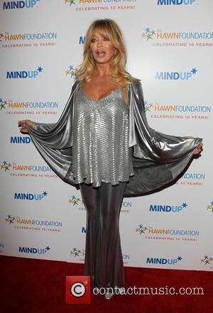 Goldie Hawn - Goldie Hawn's Inaugural
