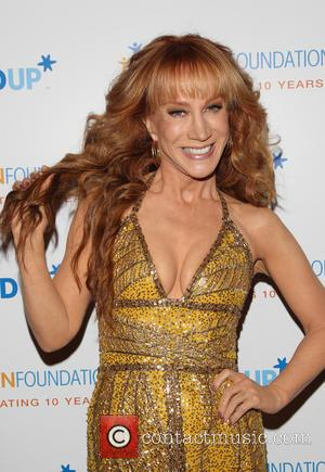 Kathy Griffin Opens Up About Replacing Joan Rivers As Host Of 'Fashion Police':