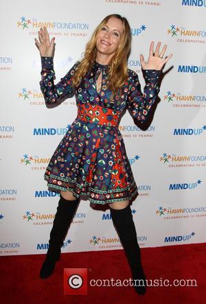 Leslie Mann - Goldie Hawn's Inaugural