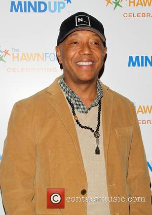 Russell Simmons - Goldie Hawn's Inaugural