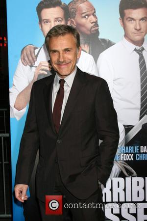 Christoph Waltz To Play Classic Villain Ernst Blofeld (W/cat) In Bond 24