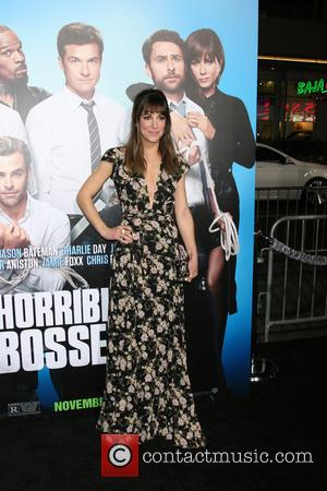 Lindsay Sloane - Photographs from the premiere of new comedy film 'Horrible Bosses 2' which was held at the TCL...