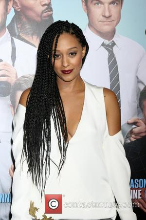 Tia Mowry-Hardrict - Photographs from the premiere of new comedy film 'Horrible Bosses 2' which was held at the TCL...