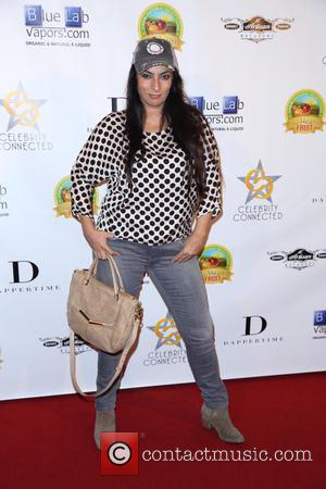 Alice Amter - Shots from the American Music Awards Gifting Suite which a host of celebrities attended at the W...