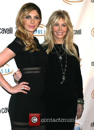 Brittny Gastineau and Lisa Gastineau - Shots of a variety of Hollywood stars as they attended the 12th Annual Lupus...