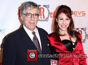 Elliott Gould and Josie Walsh