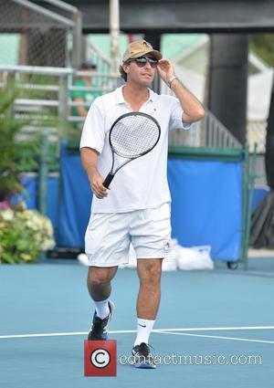 Chris Evert, Vince Spadea and Tennis