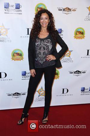 Sofia Milos - Shots from the American Music Awards Gifting Suite which a host of celebrities attended at the W...