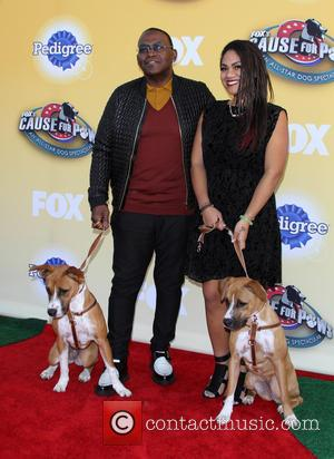 Randy Jackson - Photographs of a host of stars and their dogs as they attended 'Cause For Paws: An All-Star...