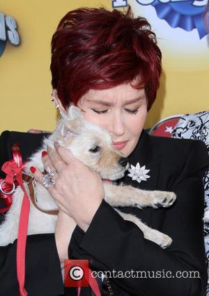 Sharon Osbourne Suffers Nasty Bout Of Vertigo