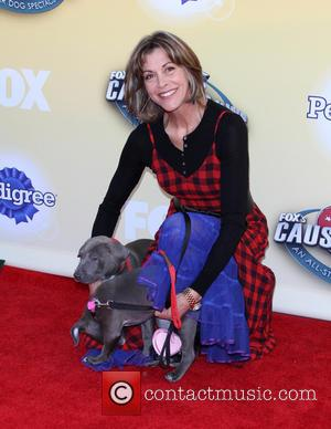 Wendie Malick - Photographs of a host of stars and their dogs as they attended 'Cause For Paws: An All-Star...