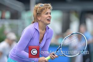 Hoda Kotb - 25th Annual Chris Evert and Raymond James Pro-Celebrity Tennis Classic - Day 2 at Delray Beach Tennis...